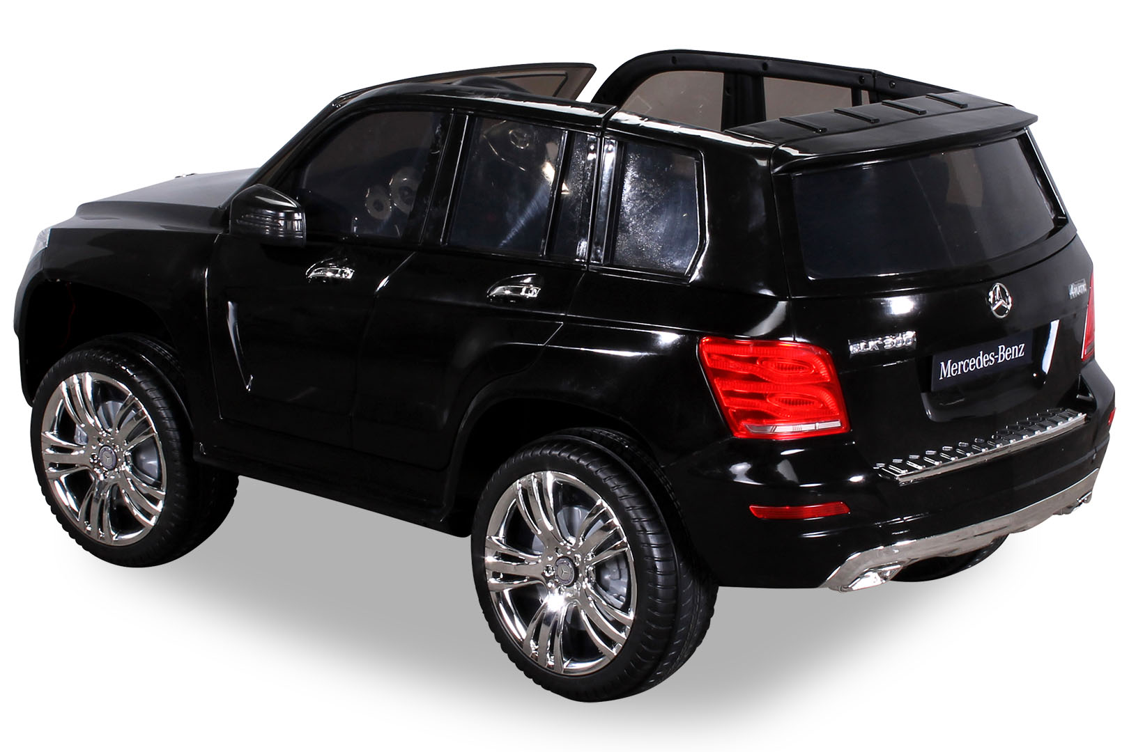 enfants voiture lectrique mercedes glk 300 pour v hicule ebay. Black Bedroom Furniture Sets. Home Design Ideas