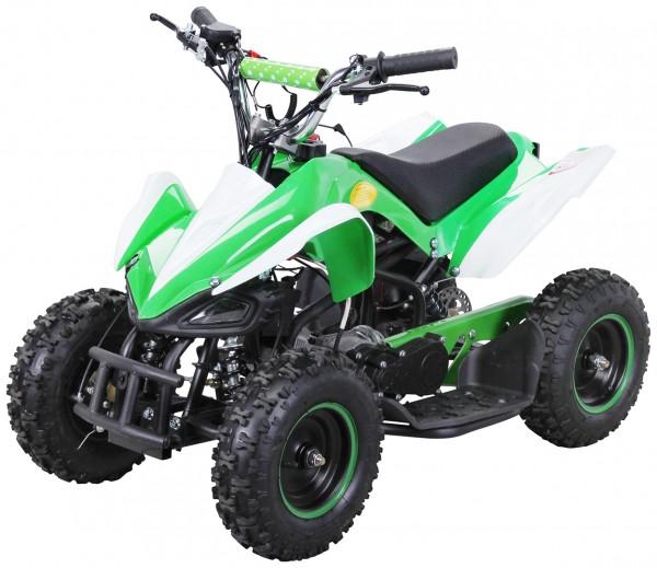 Actionbikes Miniquad-Racer-49cc Gruen 57562d4154562d3032352d3139 startbild OL 1620x1080_91855