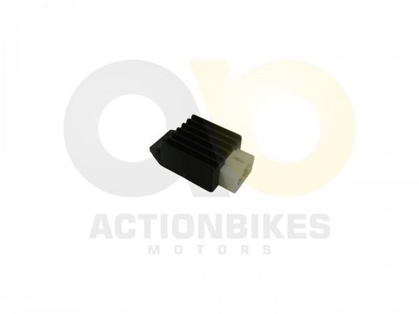Actionbikes Motor-139QMA-Ladestromregler-LSR-09-9R9F11D12PE20B28BJJ125QT-17Kinroad-110-GKQuad-110-12
