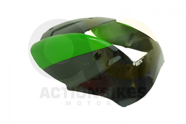 Actionbikes Miniquad-Elektro49-cc-Verkleidung-Scheinwerfer-schwarzgrn 57562D4154562D3032342D332D32 0