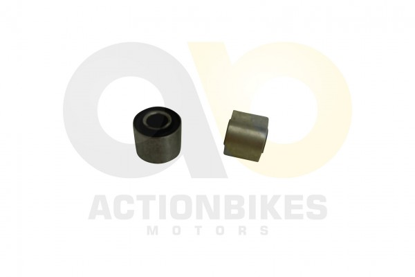 Actionbikes Fuxin--FXATV50-ZNW-50-cc-Lagerbuchse-Schwingarm-hinten-Set-2-x-Silentbuchse-122824 41545