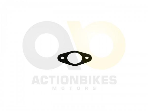 Actionbikes Motor-1PE40QMB--1E40QMA-Flchendichtung-Auspuffkrmmer-Standard 49503134323234 01 WZ 1620x