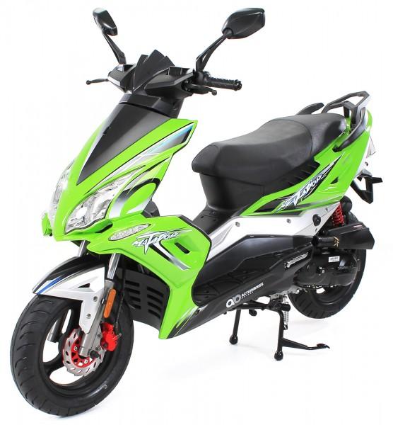Actionbikes JJ50QT-17-45kmh-Euro-4 Gruen-Schwarz 5052303031393133382D3032 startbild OL 1620x1080_960