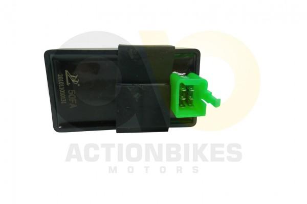 Actionbikes CDI-Motor-139QMA--45kmh-9R9D9S11D-50FA 3330313130302D313339514D412D303130302D31 01 WZ 16