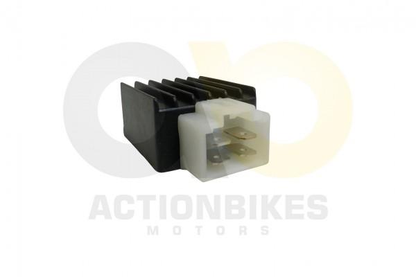 Actionbikes Ladestromregler-BT49QT-20B28B--LSR-09-9R9F11D12PEJJ125QT-17Kinroad-110-GKQuad-110-125ccP