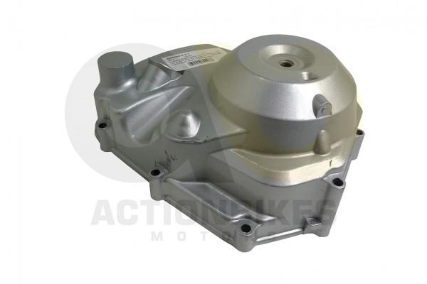 Actionbikes Mini-Quad-110-cc-Kupplungsgehuse-silber-Motor-110-cc-S-5S-8S-12-Gang-11--152FMH--Anlasse