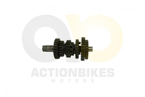 Actionbikes Speedslide-JLA-21B-Speedtrike-JLA-923-B-Getriebeausgangswelle 313931333930303832 01 WZ 1