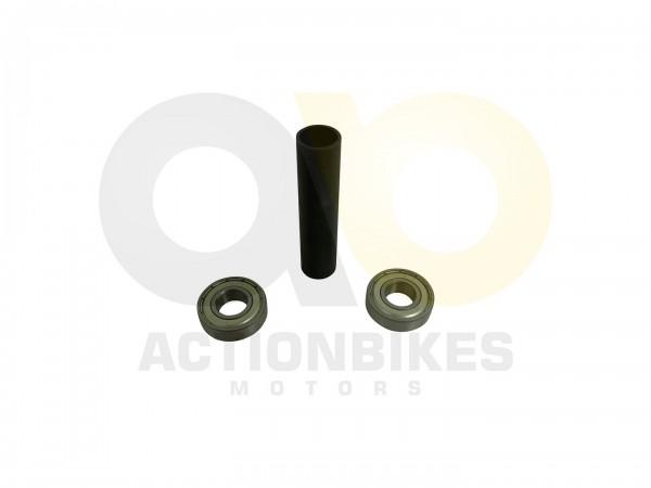 Actionbikes Huabao-E-Scooter-800W-Felgenlagerset-vorne--1x-Hlse2x-Lager-6001Z 48422D50534230362D3132