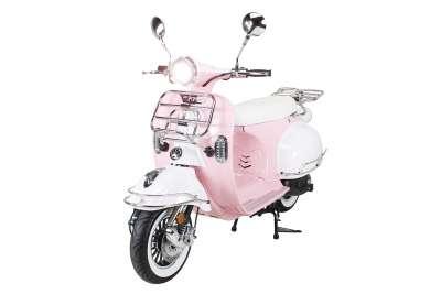 Pink/Weiß
