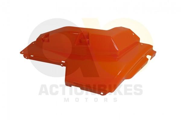 Actionbikes UTV-Odes--Dinky-150cc-Kotflgel-hinten-links-rot-nicht-metallik 31392D313030303131312D33