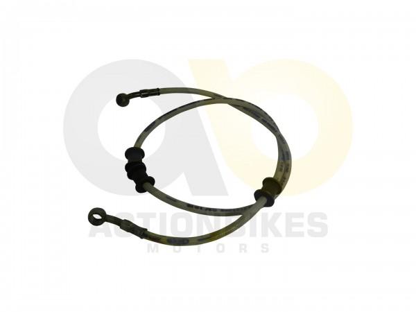 Actionbikes Shineray-XY250ST-9E--SRM--STIXE-Bremsleitung-Verteiler-vorne---Hauptbremszylinder 353632