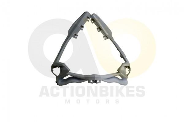 Actionbikes JiaJue-JJ50QT-17-Verkleidungshalter-wei-vorne-fr-Scheinwerferverkleidung-und-Verkleidung