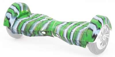 Camouflage Grün, 8 Zoll