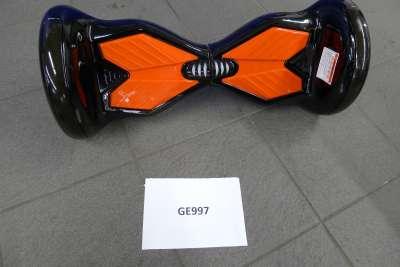 GE997 Schwarz Rot