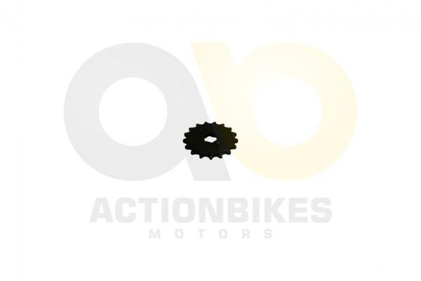 Actionbikes Shineray-XY200STII-Ritzel-vorne-428x17-Zhne-neu 32323731312D3037302D303030302D31 01 WZ 1