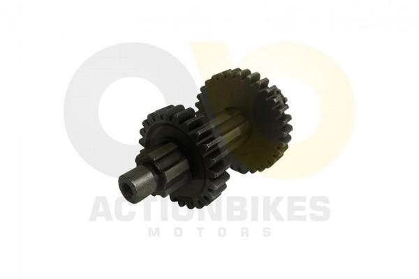 Actionbikes Jinling-50cc-JL-07A-Getriebeausgangswelle 3530303239303034382D303030312D31 01 WZ 1620x10