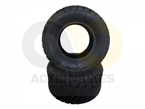 Actionbikes Reifen-20x10-10-44F-Straenprofil-HUAJIAN-Farmer-hinten 35343036303034372D3131 01 WZ 1620
