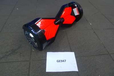 GE947 Schwarz Rot