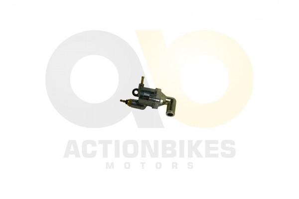 Actionbikes Shineray-XY250SRMXY250ST-3E-Thermostatgehuse-NEU-komplett-mit-Thermostatsilber 313933303