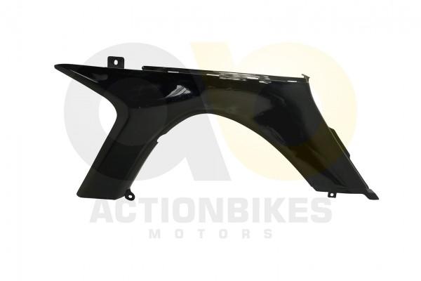 Actionbikes Shineray-XY250ST-9E--SRM--STIXE-Verkleidung-linke-Seite-schwarz-glanz 35333434303033322D
