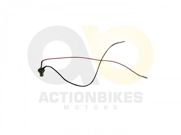 Actionbikes E-Bike-Fahrrad-Stahl-HS-EBS106--E-Scooter-800W-Ladegert-Chinch-Stecker36V-15A 452D313030