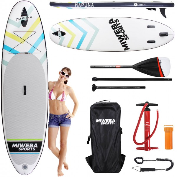 Miweba-Sports Stand-Up-Paddle Mapuna 305cm Vorteile2_100127