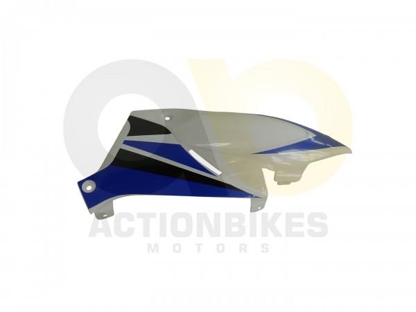 Actionbikes Highper-Mini-Crossbike-Gazelle-49-cc-2-takt--500W-Verkleidung-hinten-rechts-Blau 48502D4