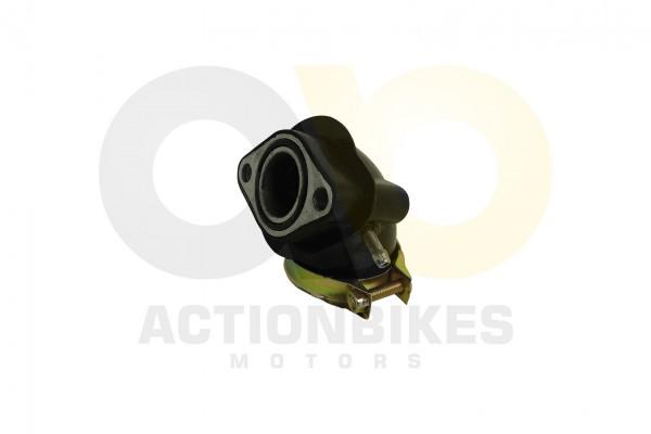 Actionbikes Motor-BN152QMI-ZN125-Vergaseransaugrohr 424E313532514D492D303230323030303031 01 WZ 1620x