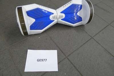 GE977 Weiß Blau