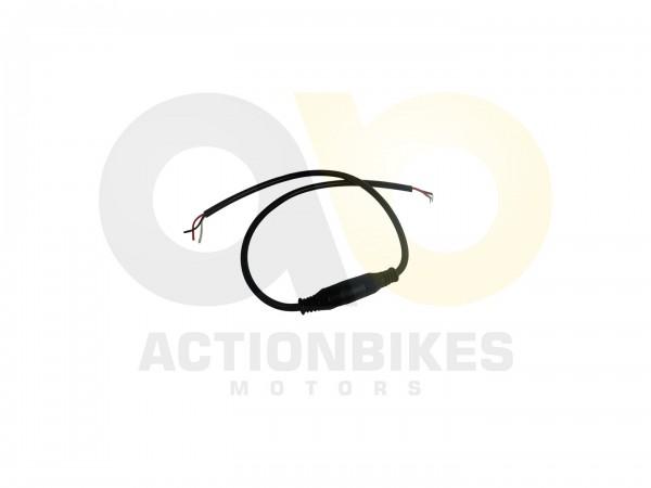 Actionbikes T-Max-eFlux-40-Verbindungskabel-Set-Rcklicht-LED-Licht-Fahrzeugseite 452D464C55582D36302