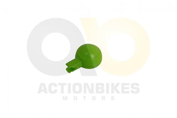 Actionbikes Elektro-Motorrad--Dreirad--LS-128A-RIS-Rcklichthalter-hinten-grn-Elektroauto-LS-128B-RIS