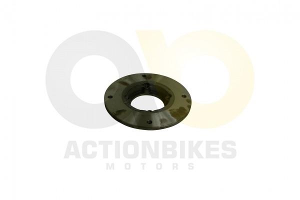 Actionbikes GoKa-GK650-2A-Bremsscheibe-hinten-links-mit-Lchern-fr-Tachogebersignal 3635302D30352D303