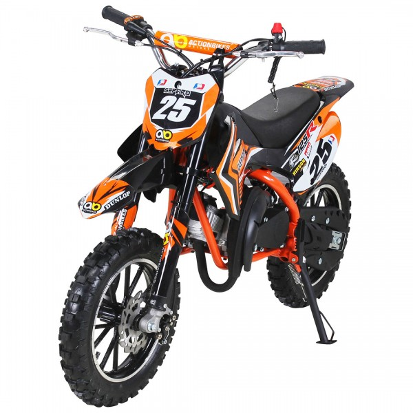 Actionbikes Crossbike-Gepard-49cc Orange 5052303031383331332D3031 360-13 BGW 1620x1080