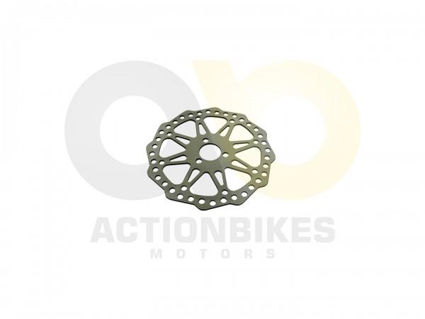 Actionbikes T-Max-eFlux-Kids-300--Bremsscheibe-vorne--hinten-Wave-d20D120-drei-Loch 452D4B4944532D31