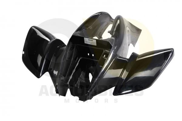 Actionbikes Shineray-XY200STIIE-BXY200STII-Verkleidung-vorne-schwarz 35333434303030312D31 01 WZ 1620