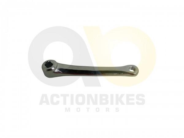 Actionbikes E-Bike-Fahrrad-Stahl-HS-EBS106-Kurbelarm-links 452D313030302D37342D31 01 WZ 1620x1080