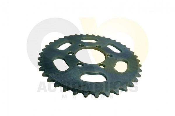 Actionbikes Kinder-Buggy-GoKart-SQ80GK-bersetzungs-Zahnrad-Kette-40-Zhne 53513830474B2D3233383032 01