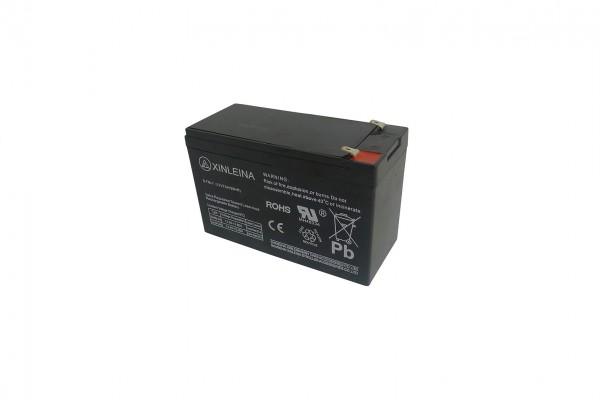 Actionbikes Batterie-6FM7-12V7AH-CN-Land-Rove-Evoque-VW-Golf-L15cm-B95cm-H67cm 30353430323630372D32