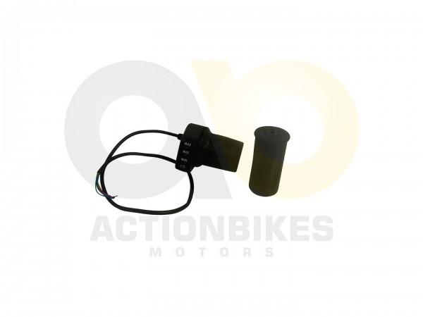 Actionbikes Huabao-E-Scooter-Gasgriff-mit-Ladeanzeige-HB800VisionT-Max-E-flux 48422D50534230362D3036