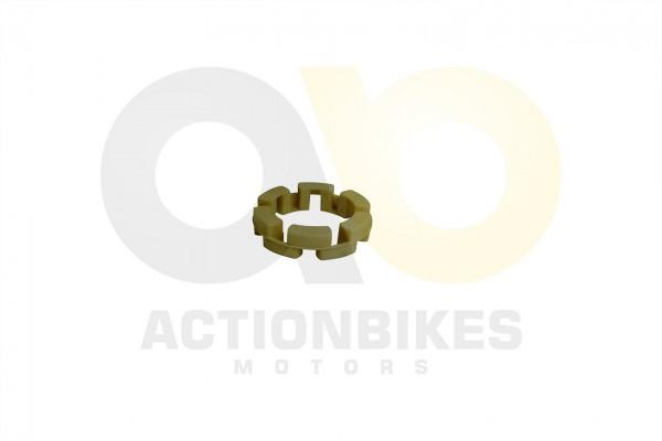 Actionbikes Dongfang-DF500GK-Differenzial-AdapterSchwingungsdmpfer-Kunststoffviereckige-Elemente-NEU