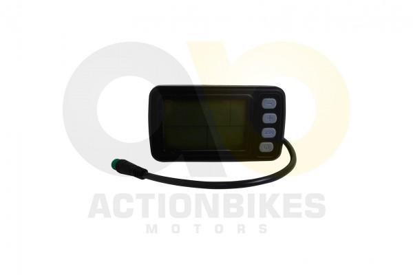 Actionbikes TXED-Alu-Elektro-Fahrrad-Trekking-M-Display-LCD-e-forward-F 545845442D542D30303038 01 WZ