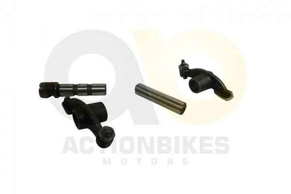 Actionbikes 139QMB-Kipphebelset-KipphebelWelle-AuslakipphebelWelle-Einlakipphebel 313339514D422D3031
