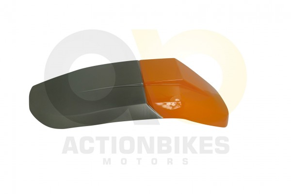 Actionbikes Luck-Buggy-LK260--LK250--LK500-Kotflgel-hinten-links-orange 35303139372D424445302D303030