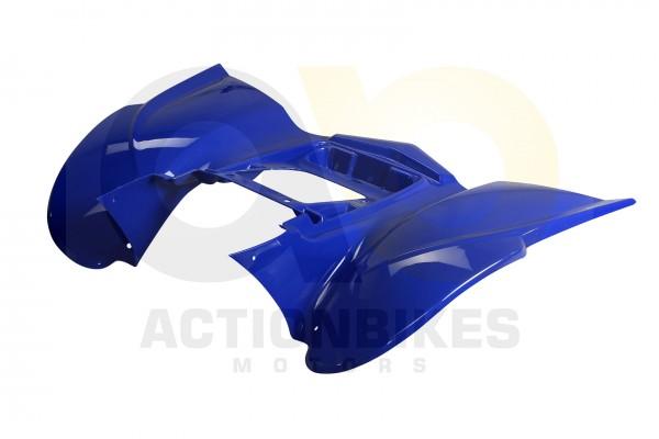 Actionbikes Shineray-XY250ST-9E--SRM--STIXE-Verkleidung-hinten-blau-kein-Metallik 36333030302D353136