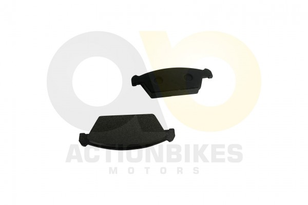 Actionbikes Bremsbelge-vorne-RL500DZ--LK500Tension-XY1100GKHintenTension-XY1100GK 42422D303132 01 WZ