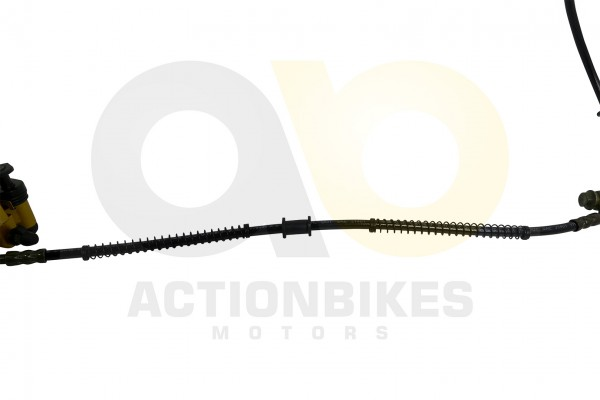 Actionbikes Mini-Quad-125-cc-S-12-Bremsleitung-Verteiler-vorne-Bremssattel-links-rechts 333535303032