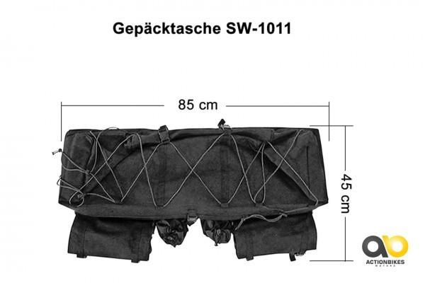 Actionbikes Koffer Sw-1011-schwarz 3331373636313232 Maße L 1620x1080