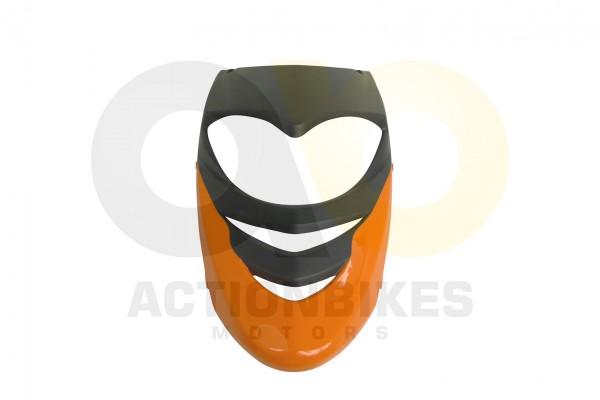 Actionbikes Shineray-XY250STXE-Verkleidung-Scheinwerfer-schwarz--orange 34333234312D3336382D30303034
