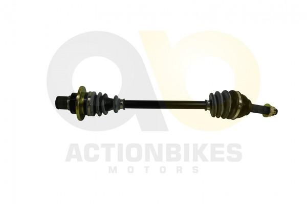 Actionbikes Dongfang-DF600GK-Antriebswelle-links-kurz-DF500GK 3034303733322D3530302D322D31 01 WZ 162