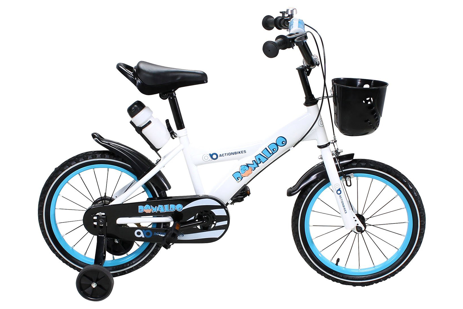 kinderfahrrad actionbikes 16 zoll kinder fahrrad rad bike m dchen jungen 12 14 ebay. Black Bedroom Furniture Sets. Home Design Ideas